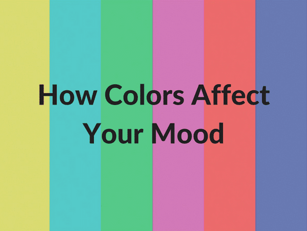 How Colors Affect Your Mood & What You Can Do About It