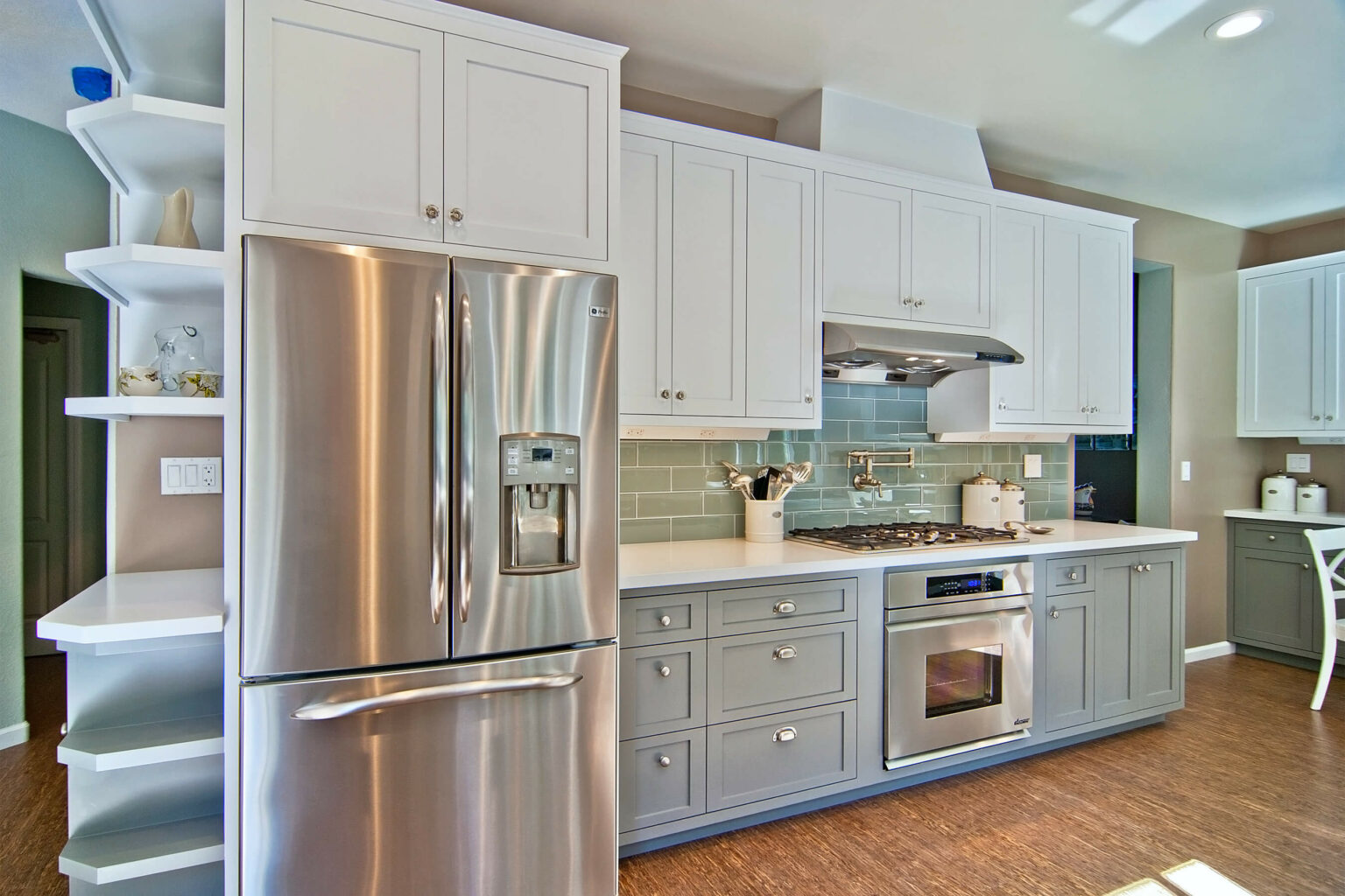 Kitchen Cabinet Paint Sheen