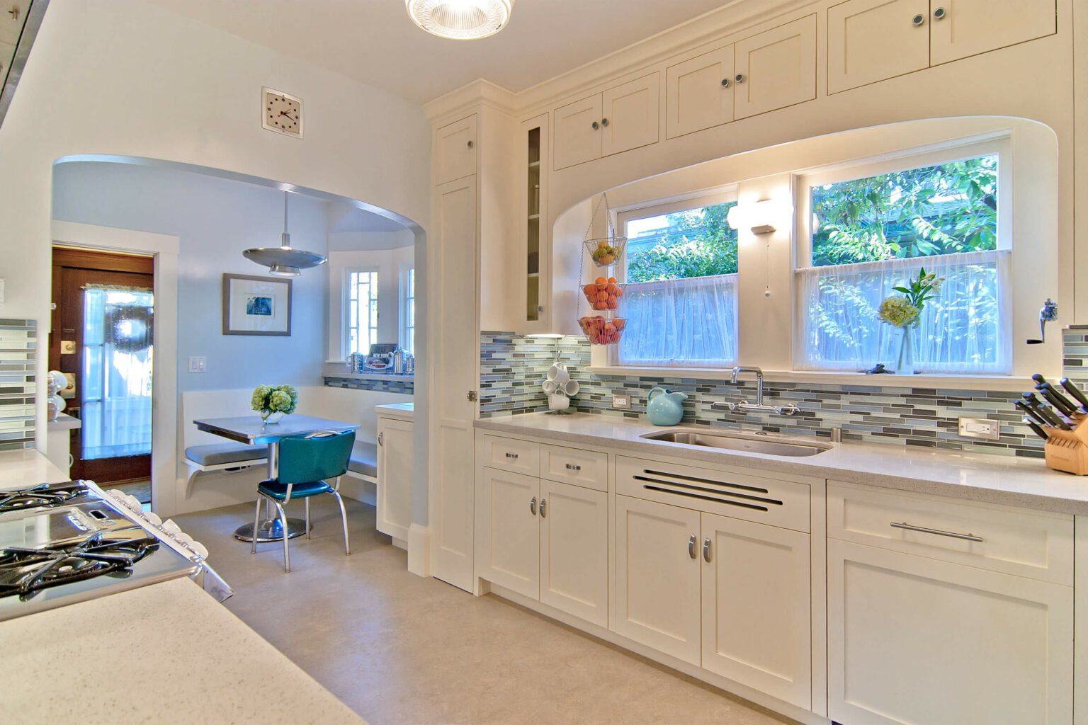 Our Work: Kitchen Cabinets