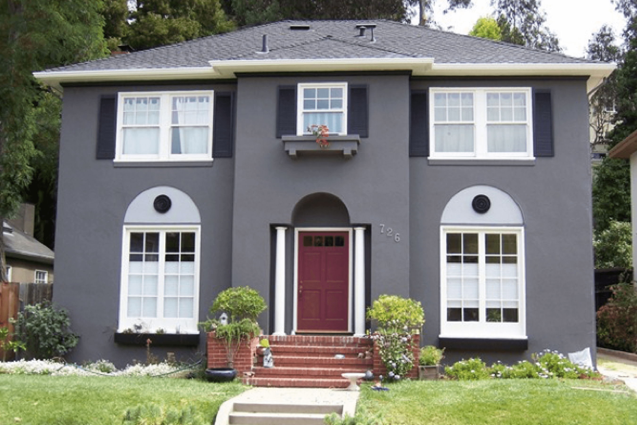 What Color Should You Paint Your Exterior Trim? | Expert Advice
