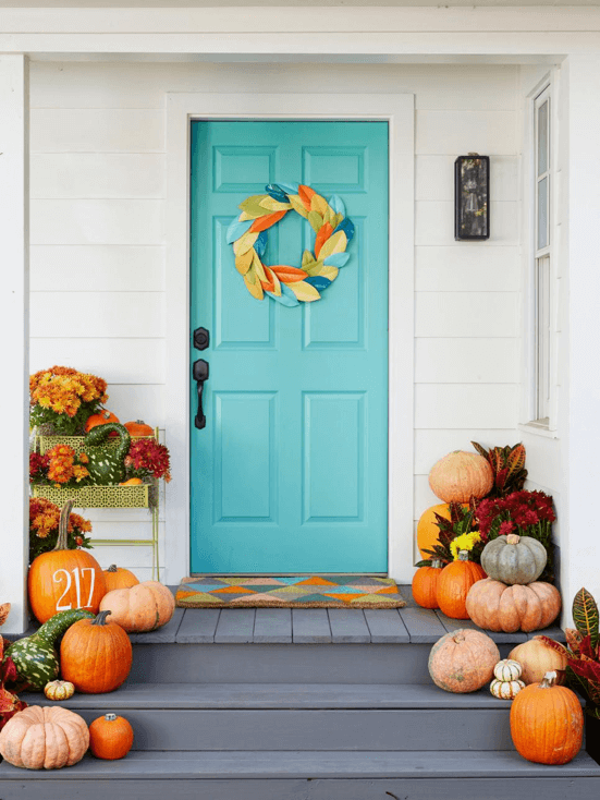 pumpkins-home-decor